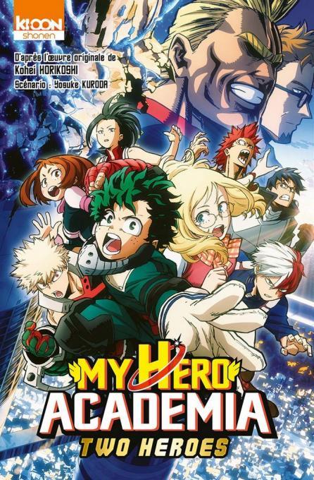 My Hero Academia - Two Heroes
